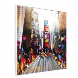 Tableau contemporain NEW YORK 60x60