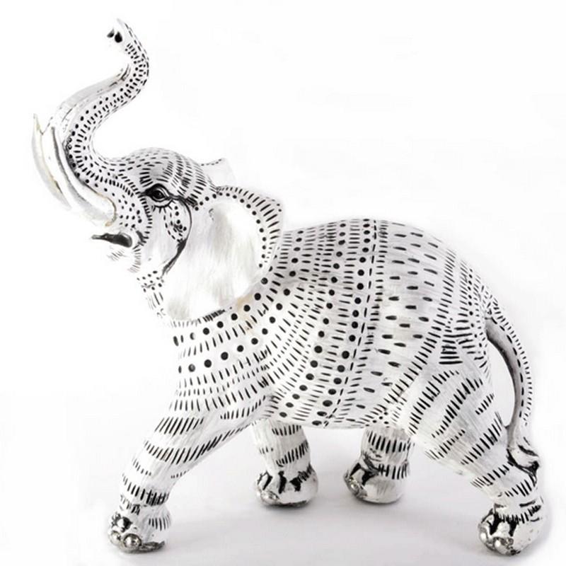 """Statuette contemporaine elephant """" CANBERRA"""""""