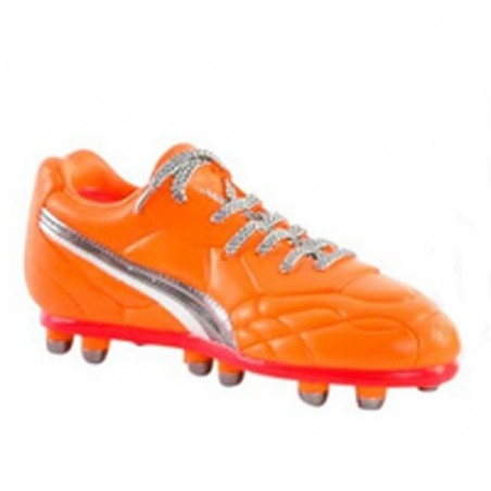 Tirelire originale CHAUSSURE DE FOOT Orange