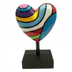"""Sculpture de Déesse, MISSIVE HEART """" Seductrice"""" 34/100"""