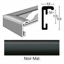 Tableau design HIBOU ET LUNETTES 80X80 cm