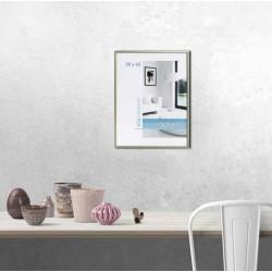 Tableau contemporain FLEURS ROSES 50X150