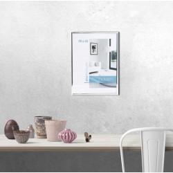 Tableau contemporain BARQUE ROUGE 30X90 cm