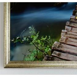 Cadre Nielsen photo - ASCOTT Bois