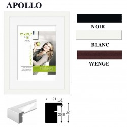 cadre photo a4 21x29 7 ou 15x20 cm nielsen standard collection apollo. Black Bedroom Furniture Sets. Home Design Ideas