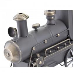 Horloge vintage Locomotive