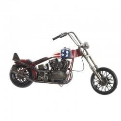 "Déco métal vintage "" Harley..."