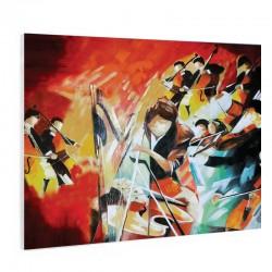 """ Musiciens, orchestre"",..."
