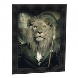 """ LION MAFIA "", 50x70 cm,..."
