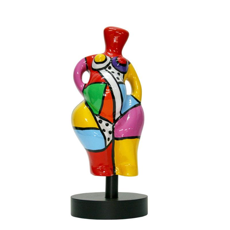 """""""HOLIDAY, Belle romance """", statuette design de Déesse"""