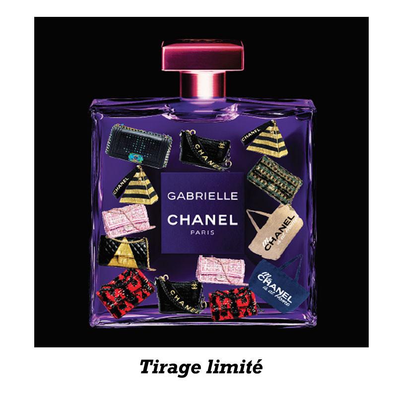 """Gabrielle, Chanel "", tableau plexi design"