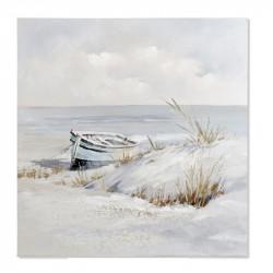 """"""" Barque sur la plage..."""