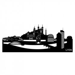 """"""" LYON"""", Skyline,..."""
