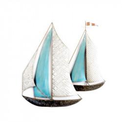 """"""" Duo de bateaux,..."""