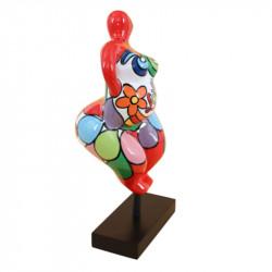 """"""" Amour sucré, BEACH HEART """", statuette design de Déesse"""