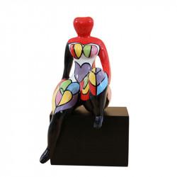 """"""" Rêve d'aimer """", statuette design Diva par Déesse"""