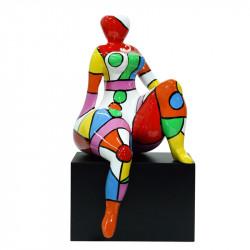 """"""" Câline """", statue design """"..."""