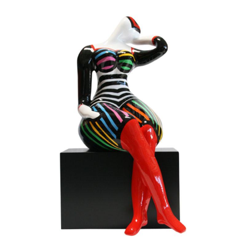 """"""" Séduisante, statue Happy """", sculpture design Déesse"""