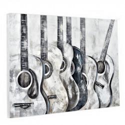 """ Guitares "", Tableau..."
