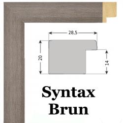 Syntax brun Nielsen