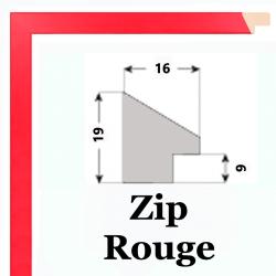 Zip Rouge Nielsen