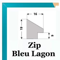 Zip Bleu Lagon Nielsen