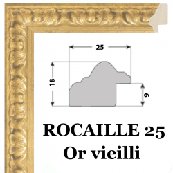 Rocaille 14408 Or Nielsen