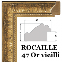 Rocaille Or 14508 Nielsen