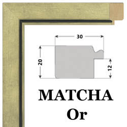Matcha Or Nielsen 02037