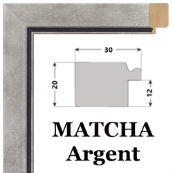 Matcha Argent Nielsen 02034
