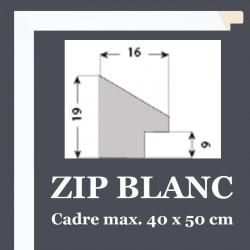 Zip Blanc Nielsen
