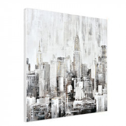 """ New york 2 "", Tableau contemporain urbain"