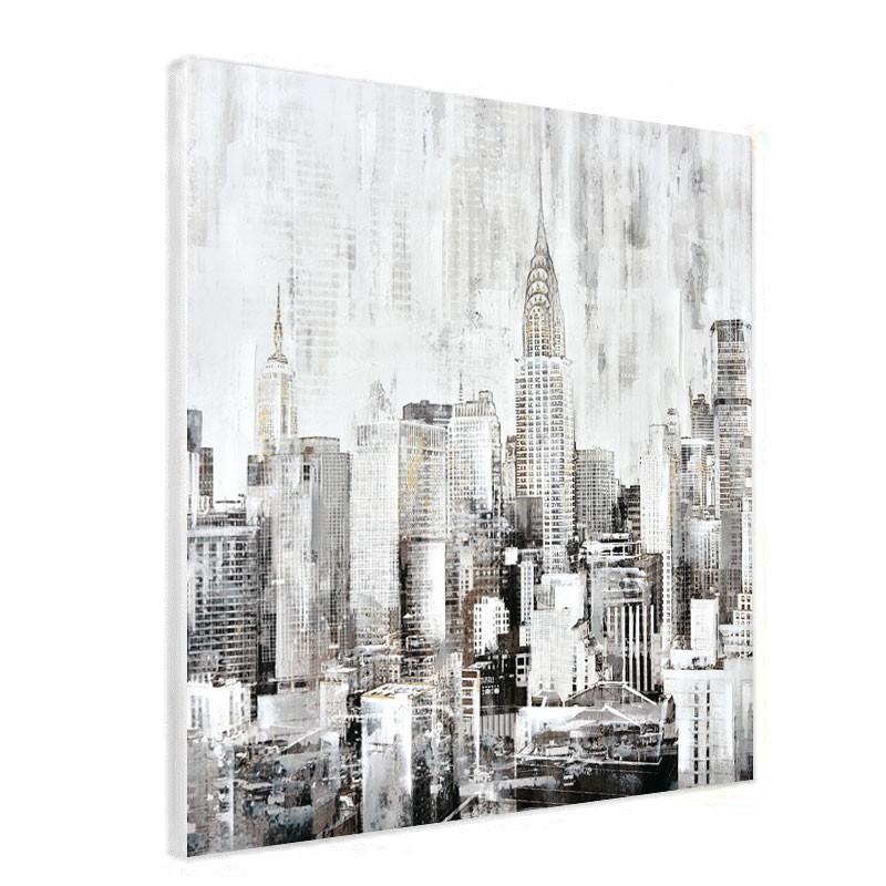 """ New york 2 "", Tableau contemporain urbain"