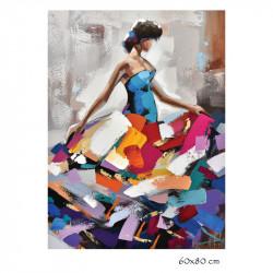 """ Danseuse flamenco 2"",..."