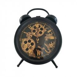 """Horloge à engrenages """"..."""