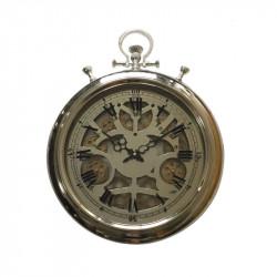 """Horloge à engrenages """"style..."""