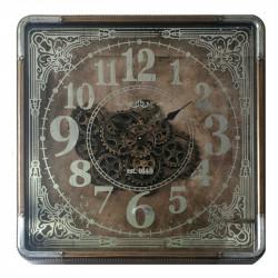Horloge design engrenages...