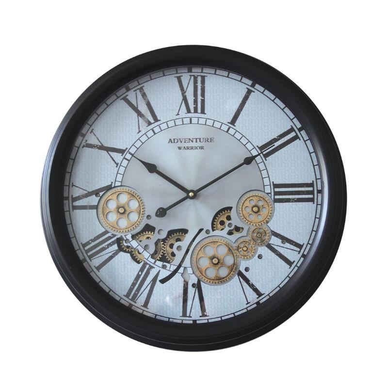 "Horloge design "" Adventure "" à engrenages"