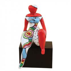 """"""" Douce caresse, DIVA """", statue design de Déesse"""