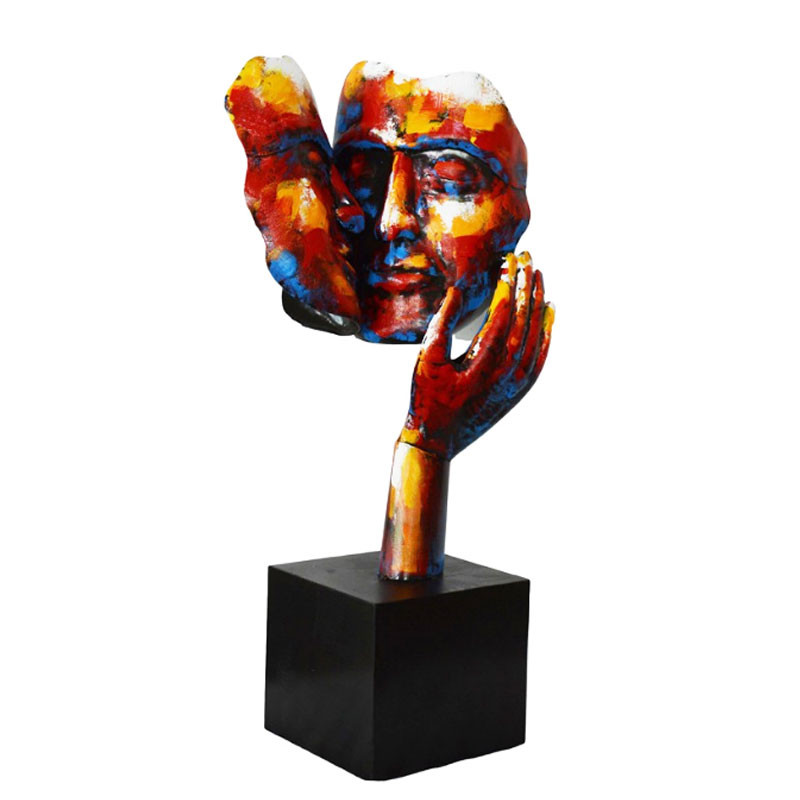 """""""Couple romantique"""", sculpture design collection Pigment"""