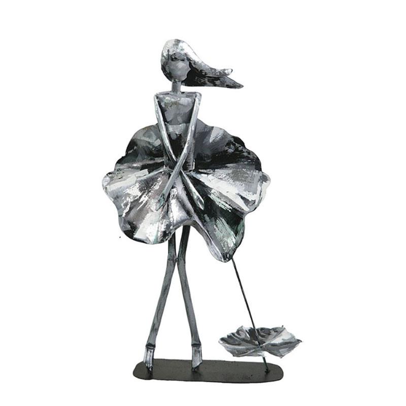 """ Femme,position marylin "", sculpture design, collection pigment"