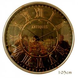 "Horloge design géante ""..."