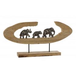 """""""Famille d'éléphants"""",..."""