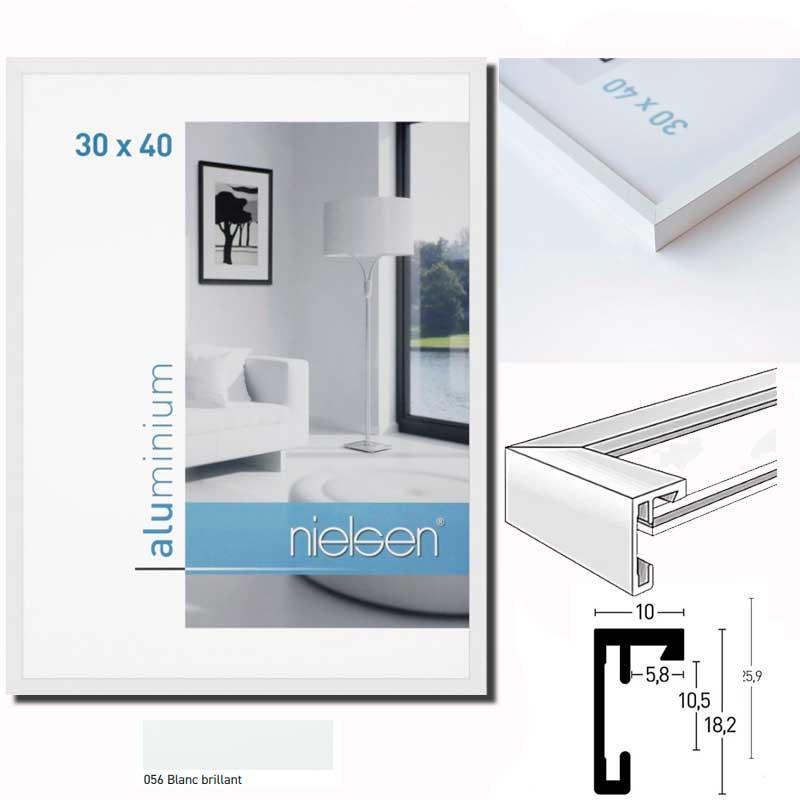 Cadre Nielsen photo - C2 Alu