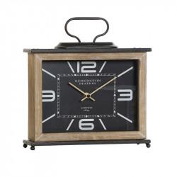 """Horloge rectangulaire..."
