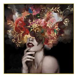 """"""" Femme florale sensuelle..."""