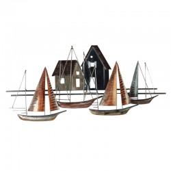 """"""" Cabanes de pêcheurs et..."""