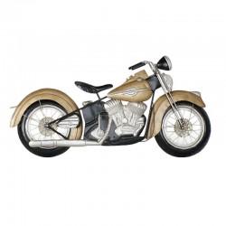 """""""Moto bronze et noire"""",..."""