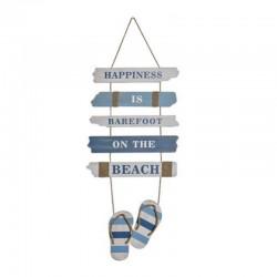 """"""" Panneaux plage et tongs..."""
