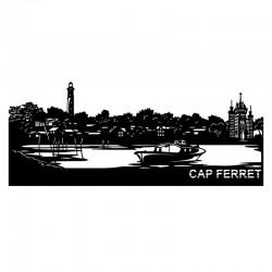 """""""Cap ferret """", Skyline,..."""